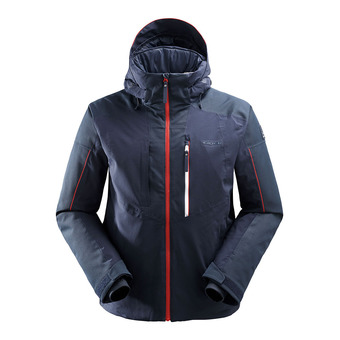 Veste de ski à capuche homme RIDGE 2.0 dark night