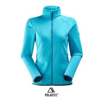 Polar Polartec® mujer SIDECUT blue morpho