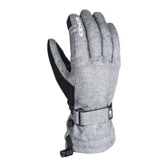 Guantes de esquí mujer EDGE 2.0 heather grey