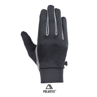Guantes CONTROL TOUCH black