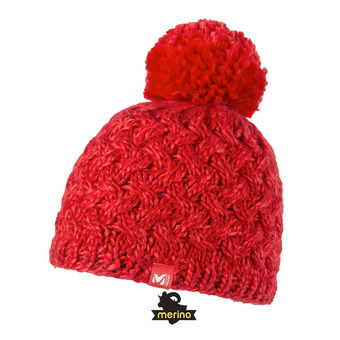 Gorro WHYMPER poppy red