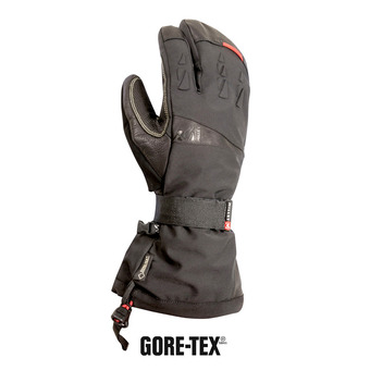 Gants EXPERT 3 FINGERS GTX® black