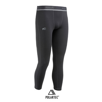 Millet POWER TIGHT - Mallas largas hombre black
