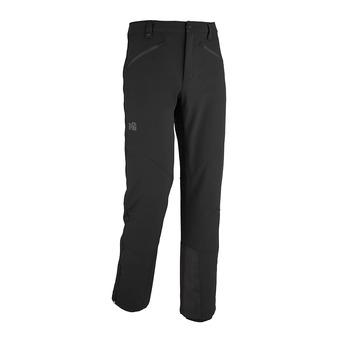 Millet TRACK - Pantalón hombre black