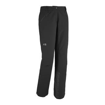 Millet TRACK - Pantalon Femme black