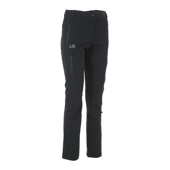 Millet ALL OUTDOOR - Pantalón mujer black