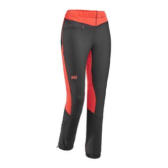 Millet PIERRA MENT - Pantalon ski Femme poppy red