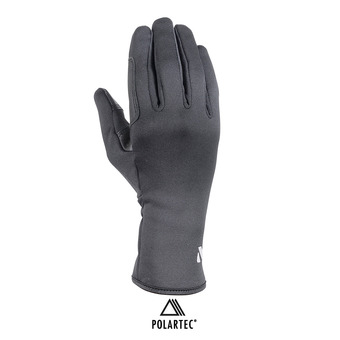 Guantes WARM STRETCH black