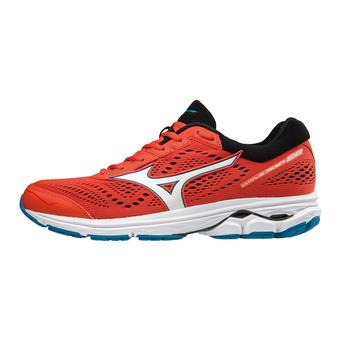 Zapatillas de running hombre WAVE RIDER 22 cherry tomato/white/turkish