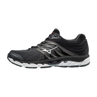 Zapatillas de running hombre WAVE PARADOX 5 dark shadow/silver/fiery red