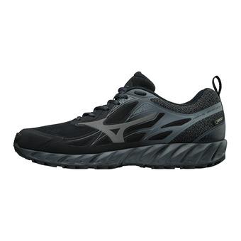 Zapatillas de trail hombre WAVE IBUKI GTX black/metallic shadow/dark shadow