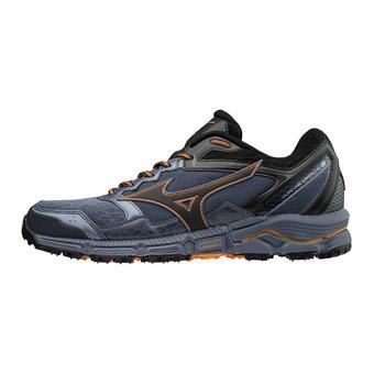 Zapatillas de trail hombre WAVE DAICHI 3 folkstone gray/black/flame orange
