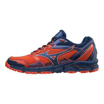 Chaussures de trail homme WAVE DAICHI 3 cherry tomato/estate blue/high risk red