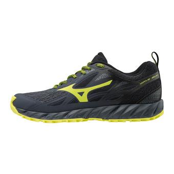 Zapatillas de trail hombre WAVE IBUKI ombre blue/bolt/folkstone gray