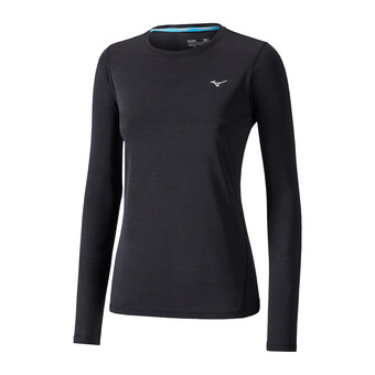 Mizuno IMPULSE CORE - Camiseta mujer black
