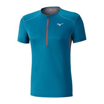 Camiseta hombre MUJIN RACE HZ turkish tile/castlerock