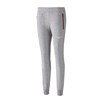 Mizuno HERITAGE - Pants - Women's - heather grey