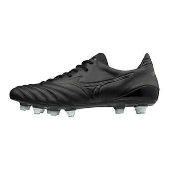 Mizuno MORELIA NEO KLII MIX - Rugby Boots - Men's - black/black/black