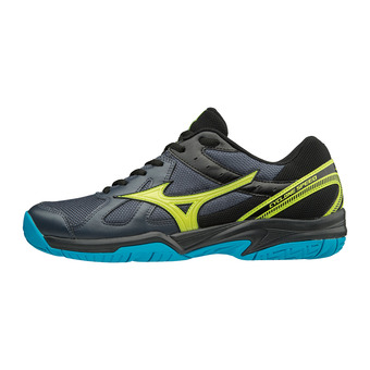 Chaussures homme CYCLONE SPEED ombre blue/safety yellow/black