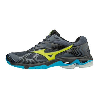 Chaussures homme WAVE BOLT 7 ombre blue/safety yellow/black