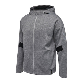 Hummel TECH MOVE - Sweat Homme gris