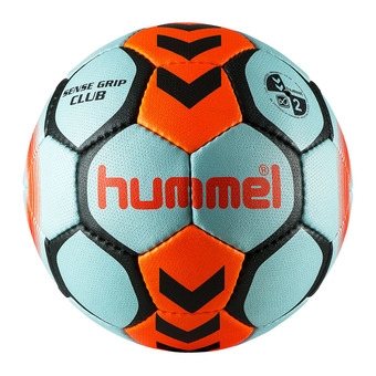 Ballon SENSE GRIP CLUB bleu clair/orange vif