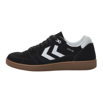 Hummel LIGA GK - Zapatillas de balonmano hombre black