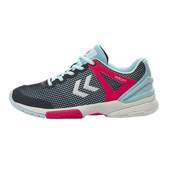 Chaussures handball femme AERO HB180 2.0 eau glacée