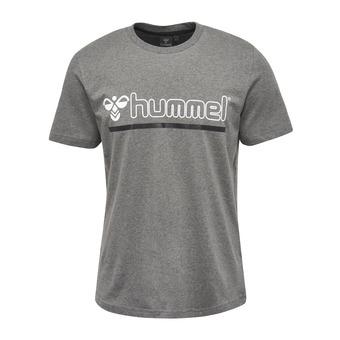 Hummel BRICK - Camiseta hombre dark grey