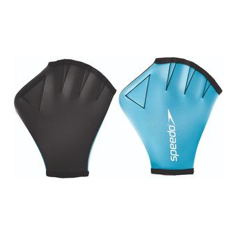 Speedo AQUA - AquaGym Gloves - blue