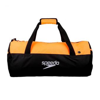 Bolsa de deporte 30L DUFFEL black/orange