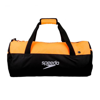 Sac 30L DUFFEL black/orange