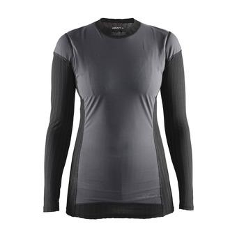 Active Extreme 2.0 Sous-vêtement coupe-vent manches longues femme Femme noir