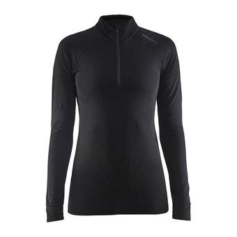 Camiseta térmica mujer BA INTENSITY negro