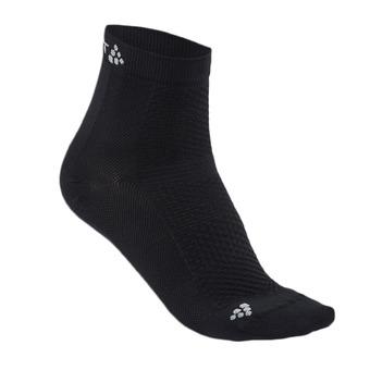 Paire de chaussettes mi-hautes COOL MID noir