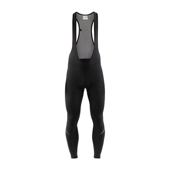 Mallas con tirantes hombre THERMAL IDEAL negro
