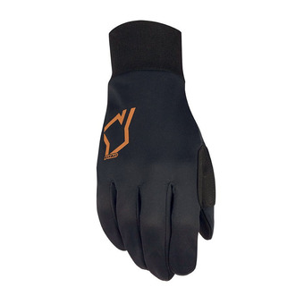 Craft YOKO TWISTER - Guantes black/orange