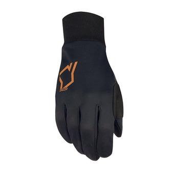 Yoko gants twister gore windstopper Unisexe noir/orange