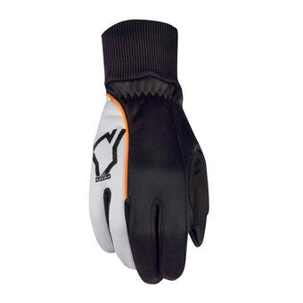 Guantes de esquí YOKO TREND negro/blanco/naranja