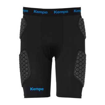 Kempa PROTECT - Cuissard Homme noir