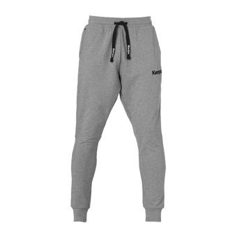Kempa CORE 20 MODERN - Pantaloni tuta grigio scuro melange