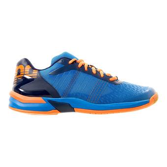 Kempa ATTACK THREE CONTENDER - Chaussures hand Homme bleu énergie/bleu marine