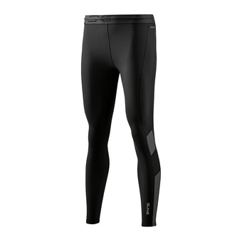 Skins DNAMIC THERMAL - Calzamaglia Donna black/charcoal