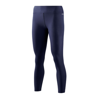 Skins DNAMIC SOFT - Mallas 7/8 mujer skyscraper navy blue