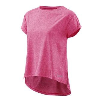 Skins ACTIVEWEAR SIKEN - Camiseta mujer pink marle