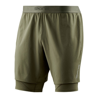 Short 2 en 1 hombre SUPERPOSE DNAMIC utility