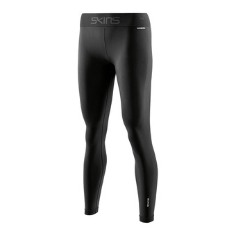 Skins DNAMIC BASE - Collant 7/8 Femme black