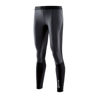 Skins DNAMIC THERMAL WIND - Collant Femme black/charcoal