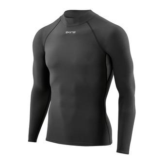 Skins DNAMIC FORCE THERMAL - Camiseta hombre black