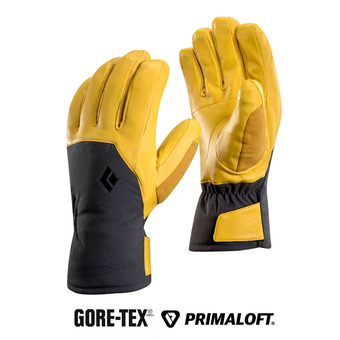 Black Diamond LEGEND GTX - Guantes natural